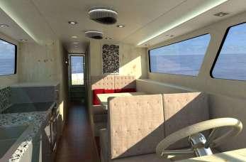 Jacht idealne zaprojektowany – 4 koncepcje do wyboru