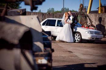 Pomysł na sesję ślubną, niczym z okładek magazynów high-fashion!