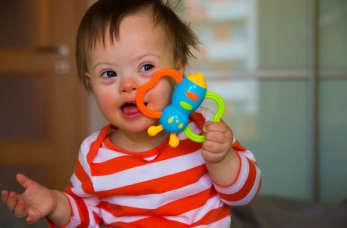 Co robić, jeżeli dziecko rodzi się z zespołem Downa?