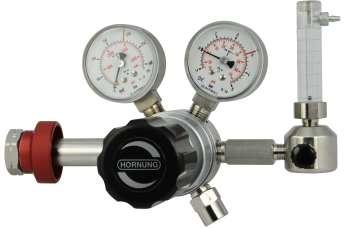 Reduktory centralne i butlowe do gazów technicznych
