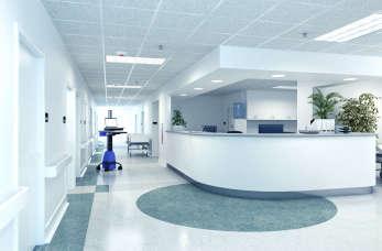Galeria zdrowia, czyli nowoczesna przychodnia wieloprofilowa
