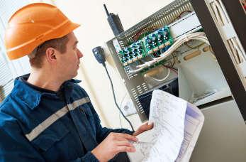 Nadzór elektryczny w budynkach już funkcjonujących i przy ich budowie