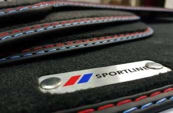 Auto detailing wewnętrzny – nowe dywaniki samochodowe