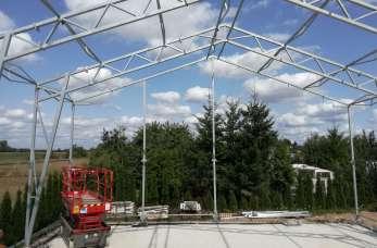 Szerokie zastosowanie konstrukcji stalowych w budownictwie