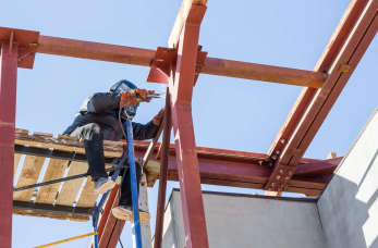 Alpinista przemysłowy - człowiek od zadań specjalnych