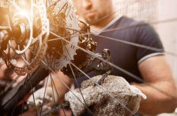 Rowery i ich profesjonalny serwis