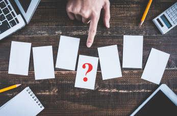Jak zaprojektować czytelną wizytówkę?