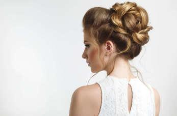 Przygotowanie fryzury ślubnej