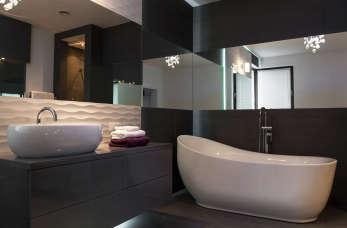 Armatura łazienkowa oraz rozwiązania grzewcze i sanitarne