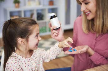 Jakie suplementy diety powinny przyjmować dzieci?