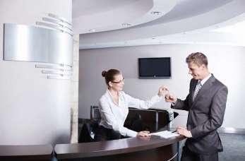 Hotel jako miejsce organizacji spotkania biznesowego