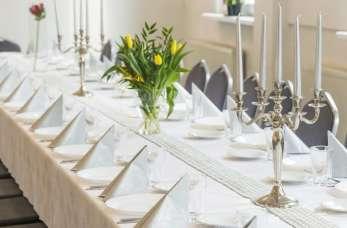 Jakie dania wybrać na weselny obiad w gronie najbliższych?