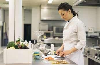 Kuchenny niezbędnik małej restauracji