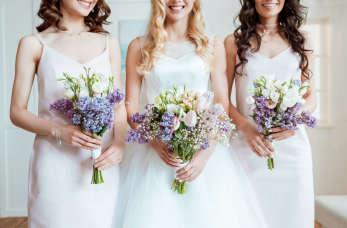 Druhna - modne fryzury na wesele