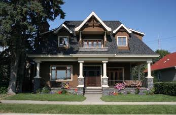 """Dom kanadyjski """"pod klucz"""" - jak wygląda budowa?"""