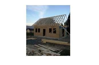 Domy drewniane - występujące typy