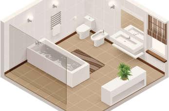 Jak zaprojektować łazienkę? Skorzystaj z nowoczesnej wizualizacji 3D