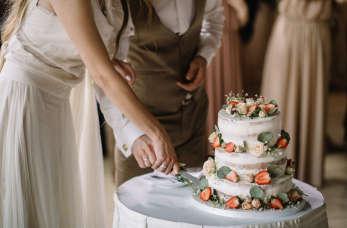 Tort weselny - smak, forma i uczucie