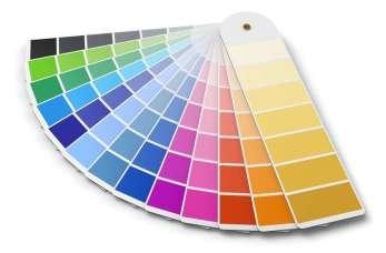 Rola wzorników w prezentacji barw i wzorów
