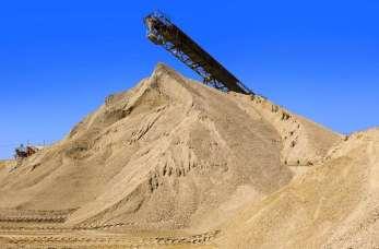 Zastosowanie piasku suszonego