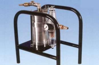 Do czego wykorzystywany jest filtr sprężonego powietrza?