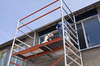 Konstrukcja rusztowań aluminiowych i ich montaż
