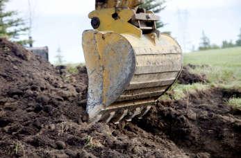 Wykopy, czyli ważna część robót ziemnych na działce budowlanej