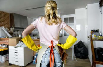 Skuteczne sprzątanie po remoncie