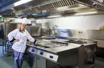 Rodzaje okapów gastronomicznych i przemysłowych