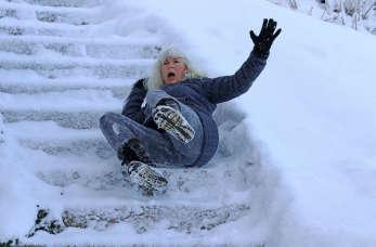Jak i dlaczego powinno zabezpieczyć się przed nieszczęśliwymi wypadkami w zimę?