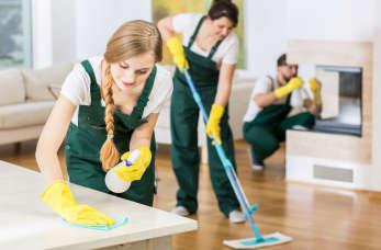 Usługi sprzątające dla właścicieli mieszkań i domów