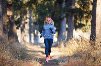 W czym biegać jesienią?
