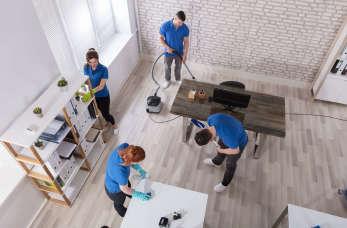 Skuteczne sprzątanie – co radzą fachowcy firm sprzątających?