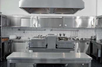 Wyposażenie kuchni w małej gastronomii
