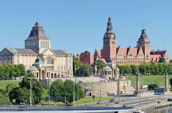 Czym się kierować wybierając miejsca noclegowe w Szczecinie?