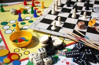 Gry planszowe - rozrywka nie tylko dla dzieci