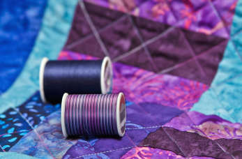 Ozdobne i stylowe - tkaniny pikowane
