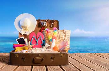 Co zabrać na wakacje nad morzem?