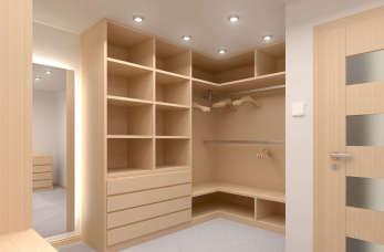 a291285623 Dlaczego domowa garderoba zawsze będzie wygodniejsza od zwykłej szafy  Trzy  powody