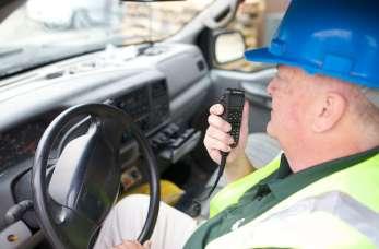 Radiotelefony w przemyśle
