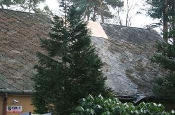 Profesjonalny demontaż pokryć dachowych eternitowych