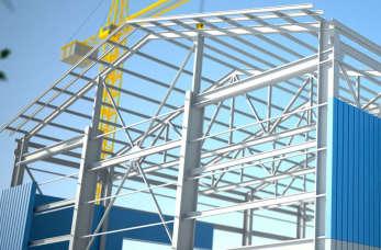 Szklane, aluminiowe oraz stalowe konstrukcje budowlane