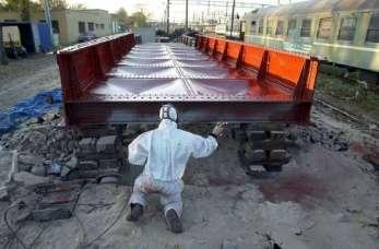 Standardy wykonywania procesów piaskowania i malowania