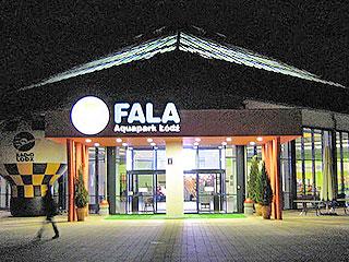 Aquapark Łódź-Fala