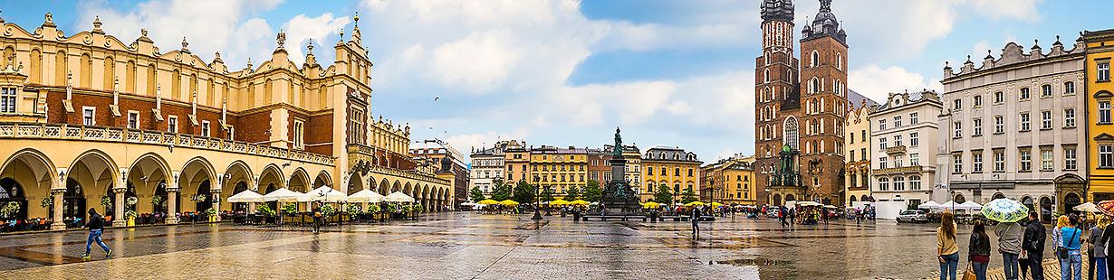 Kraków - atrakcje turystyczne