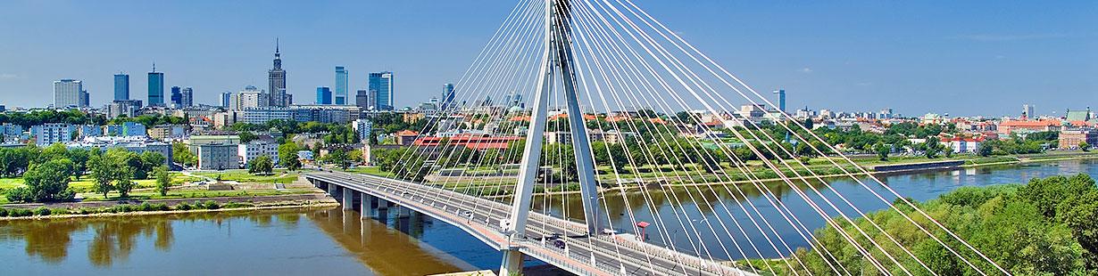 Warszawa - atrakcje turystyczne