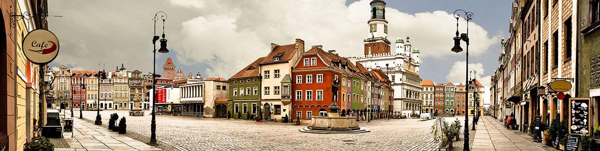 Poznań - atrakcje turystyczne