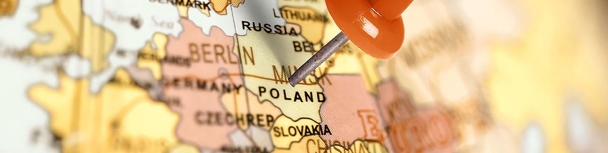 Top 10 miejsc w Polsce