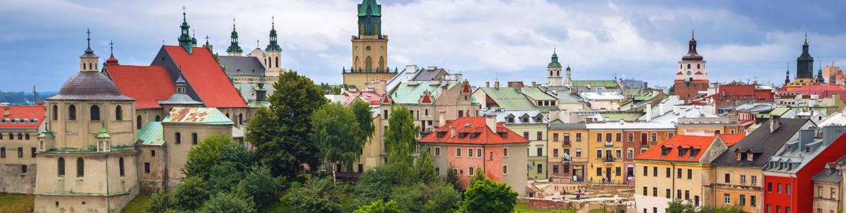 Lublin - atrakcje turystyczne