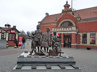 Pomnik Kindertransportów